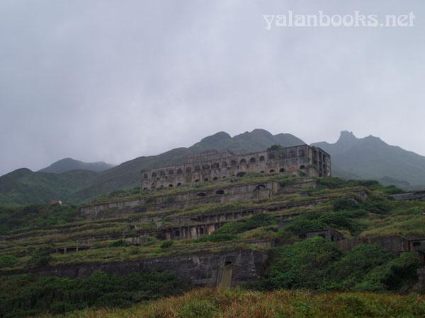 Taiwan Mine of Taijin View Romanticism  Photography 台湾 台金旧矿场 风光摄影 浪漫主义 Yalan雅岚 黑摄会